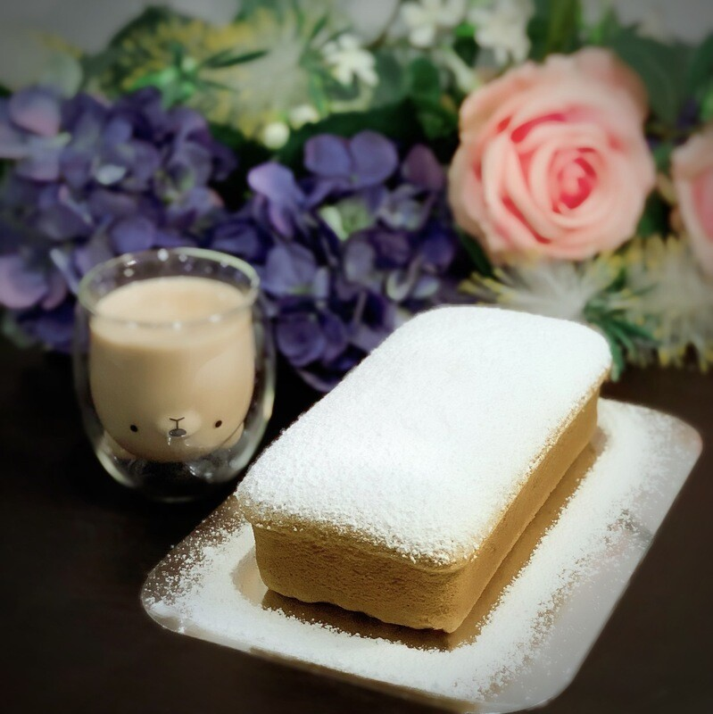Coffee Japanese Cheesecake