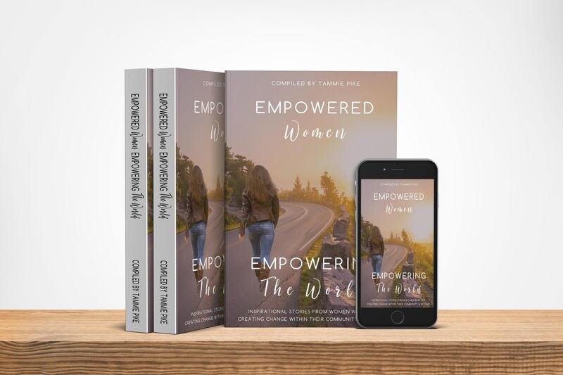 Empowered Women Empowering The World - Hard copy