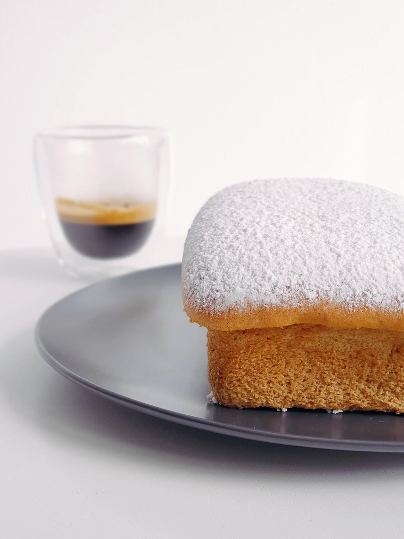 Coffee Wonder Japanese Cheesecake