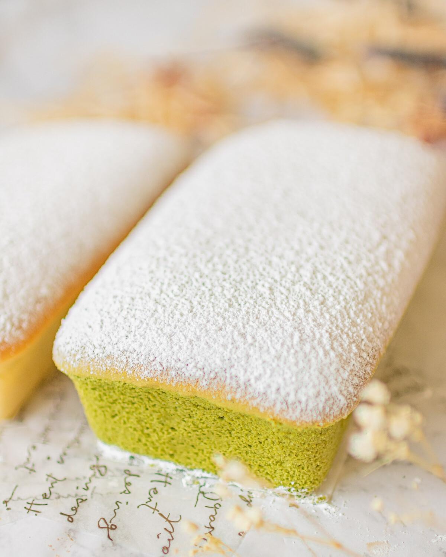 Kyoto Matcha Japanese Cheesecake