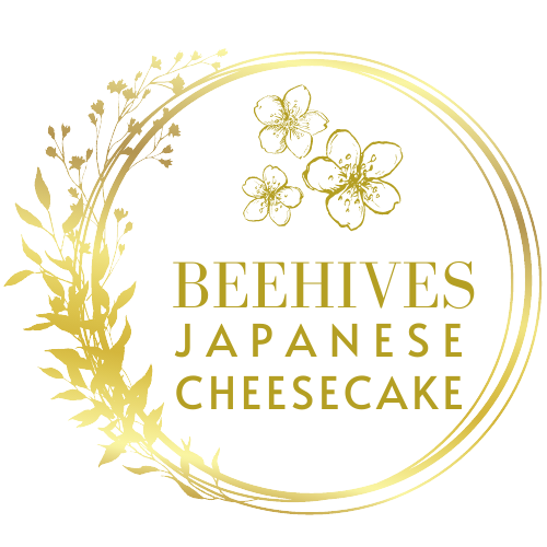 Beehives Japanese Cheesecake