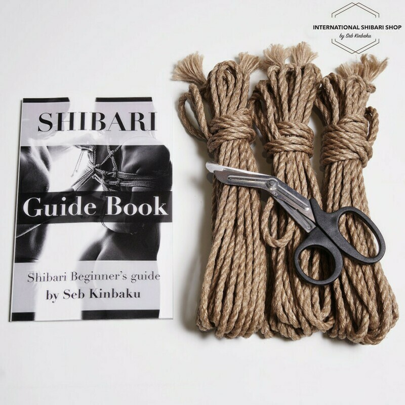 SHIBARI BEGINNERS KIT