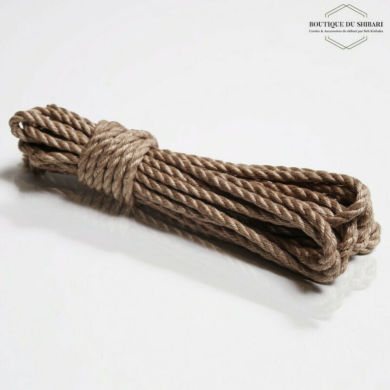 SHIBARI JUTE ROPE 6mm