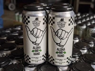 CANS Aloha Mr. Hand