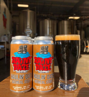 Cans Haulin' Oats Stout