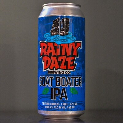CANS Goat Boater IPA