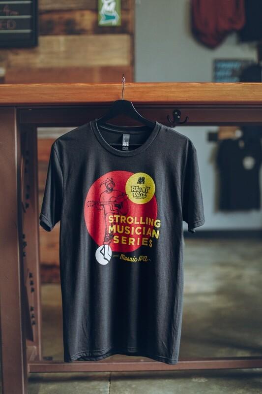 Strolling Musician Series T-Shirt