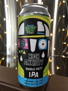CANS High Anxiety Double IPA