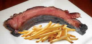 BBQ Pork Loin Rib