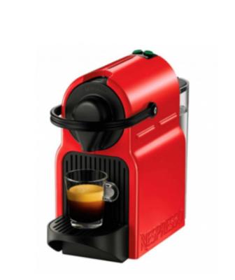 Nespresso Inissia Rot oder Schwarz
