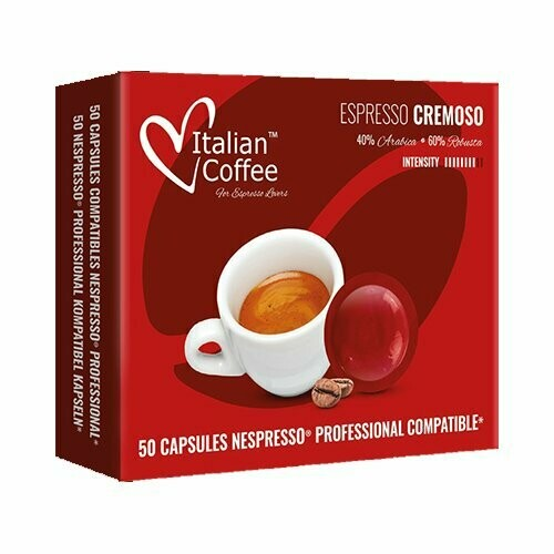 Nespresso® Professional Italian Coffee 50 Pads pro Packung