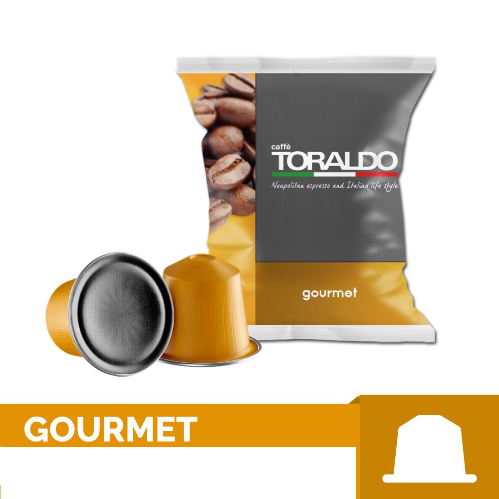 Toraldo Gourmet Nespresso® Komp.