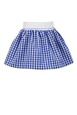 Proper Gingham Skirt