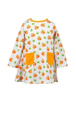 Parker Pumpkin Dress