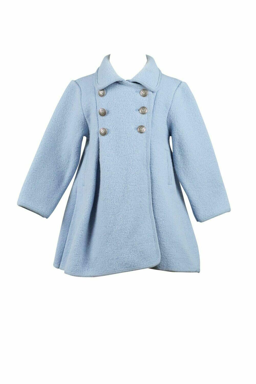 Princess Bow Back Coat