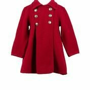 Princess Bow Back Coat