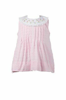 Georgiana Pink Dress