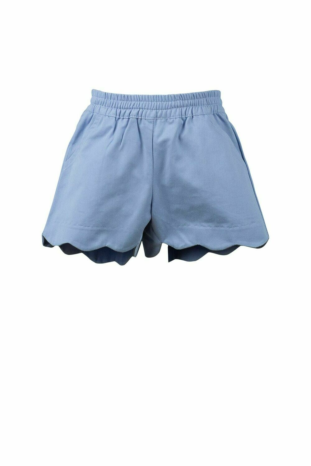 Susie Scalloped Short