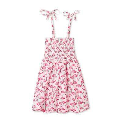 Flamingo Sun Dress