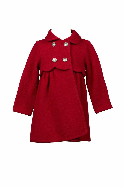 Duchess Scallop Coat