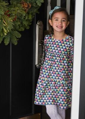 Brynn Butterfly Dress