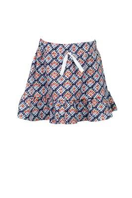 Apple Plaid Skirt
