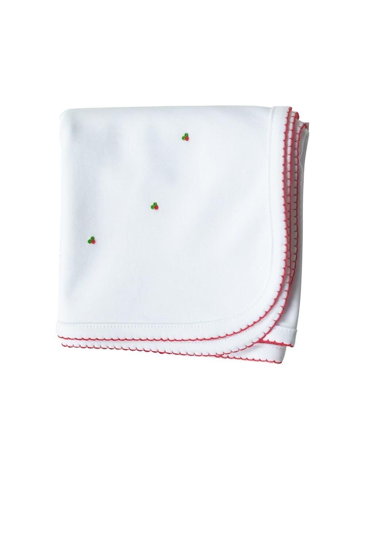 White Christmas Blanket