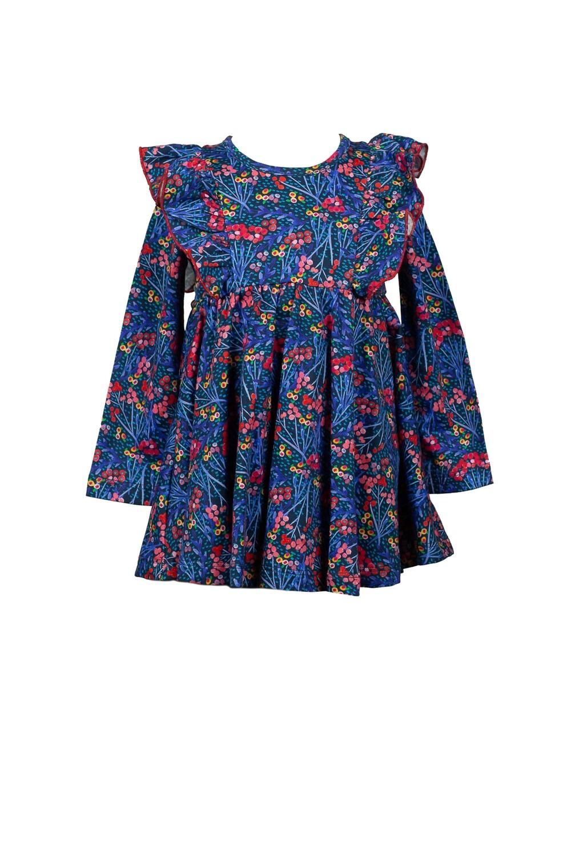 Winterberry Twirl Dress
