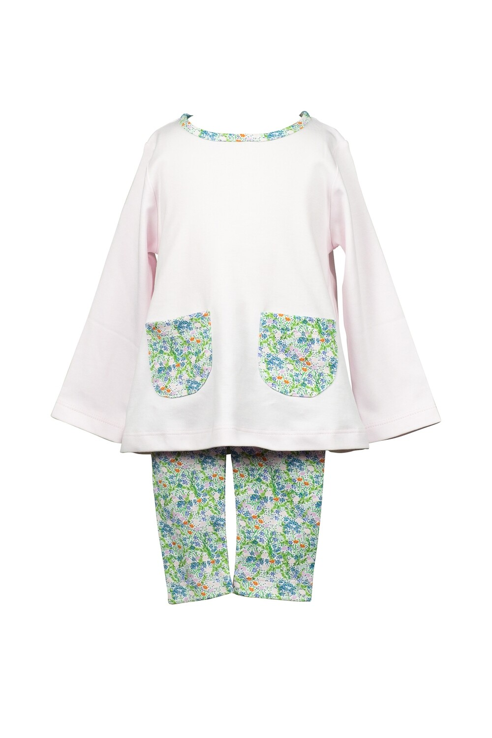 Fall Floral Tunic