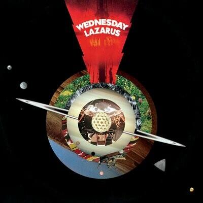 Wednesday - Lazarus (2016) [CD]