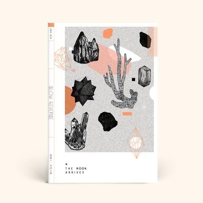 ซีดี Slow Reverse - The Moon Arrives (2020) [2CD] / Pre-order
