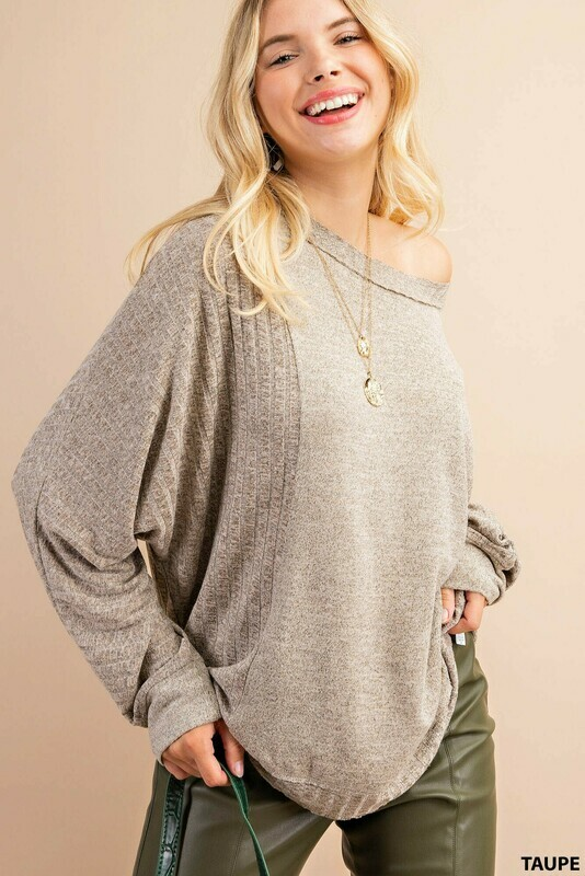 Light and Flowy Sweater
