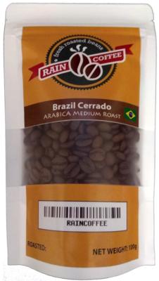 RAINCOFFEE Brazilian Cerrado Arabica coffee