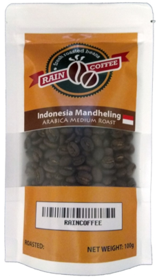 RAINCOFFEE Mandheling Medium roast