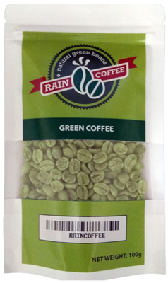 RAINCOFFEE Green Bean - Fresh & natural