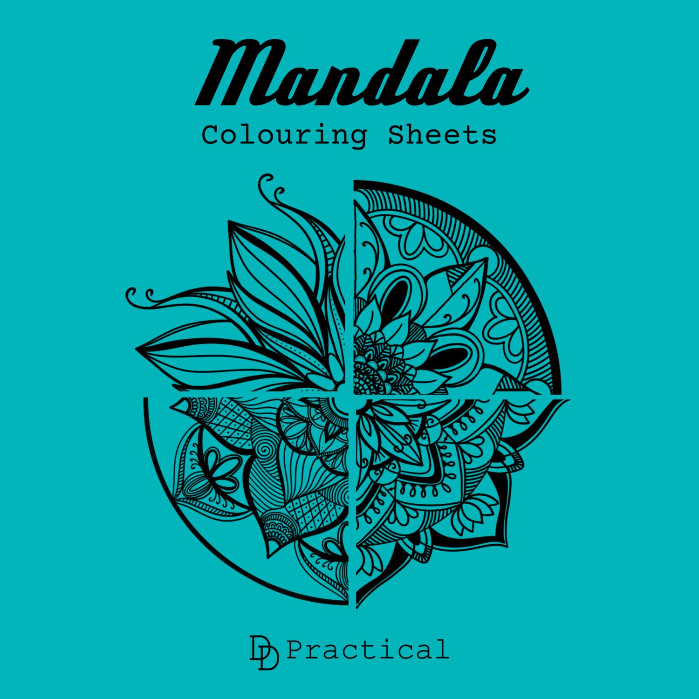Mandala Colouring Sheets