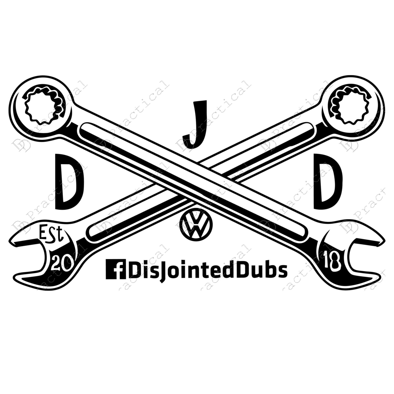DisJointedDubs Official Stickers