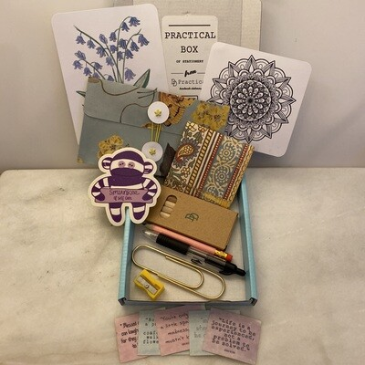 The Practical Stationery Box