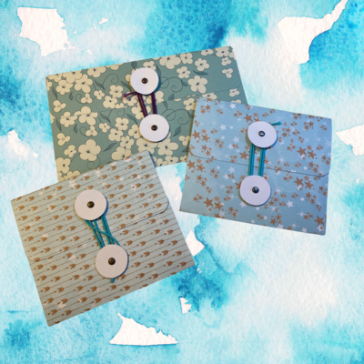 Expandable Envelope Set