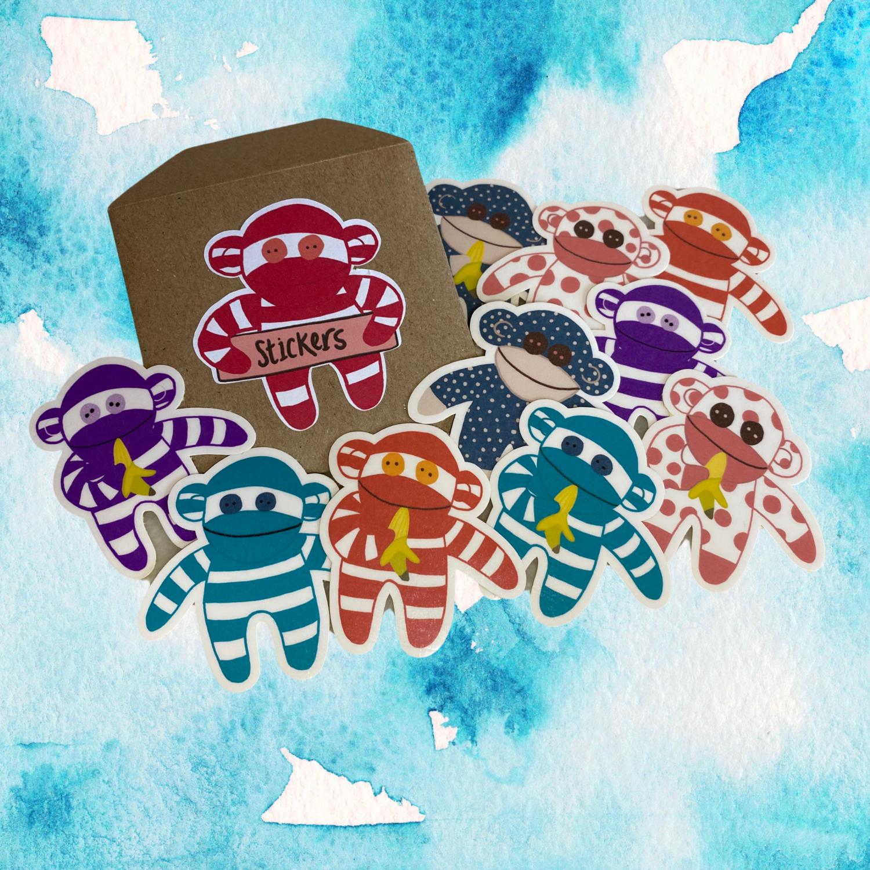 Smunkee Sticker Pack