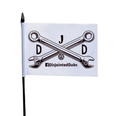 DisJointedDubs Official Aerial Flags