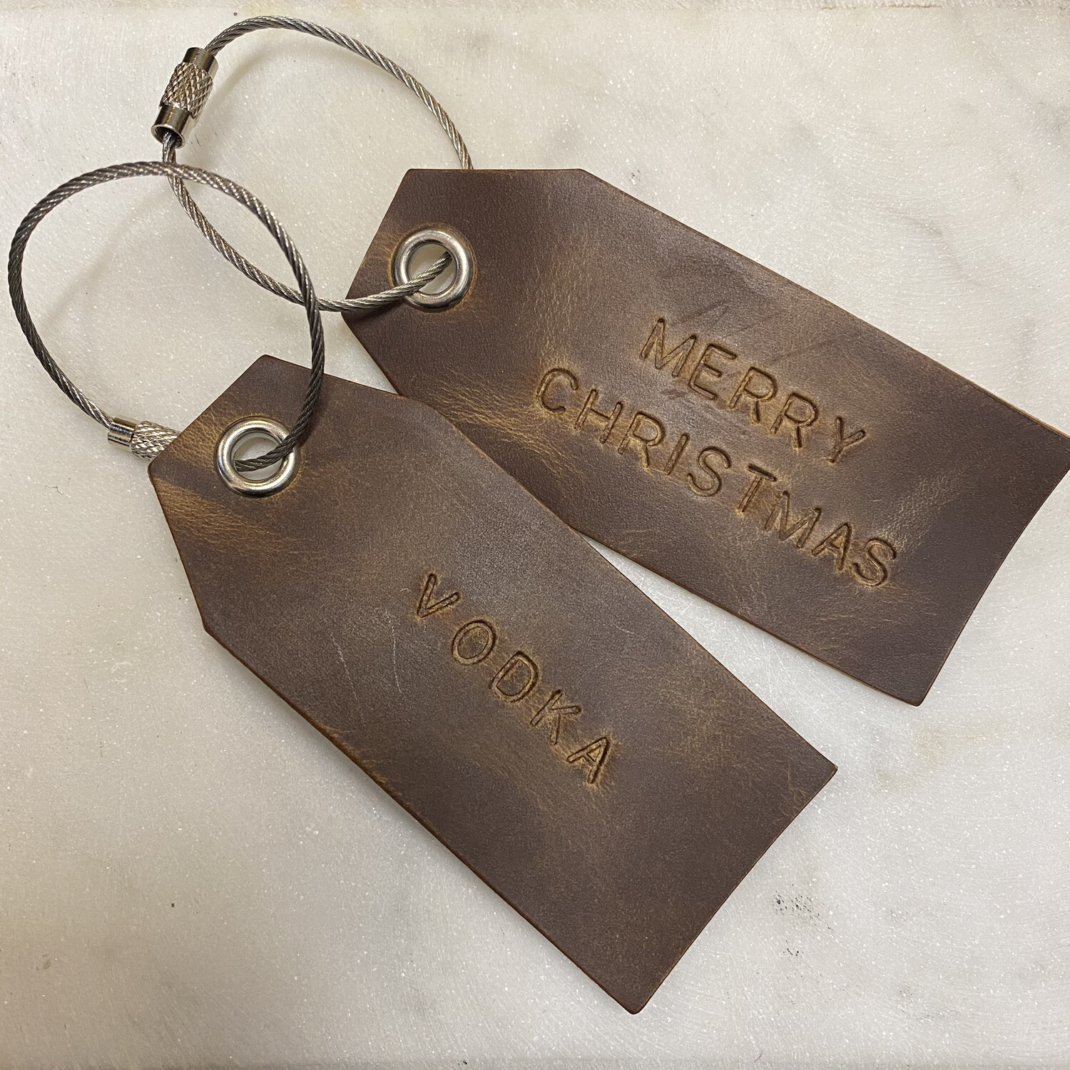 The Practical Tag - Set of 3