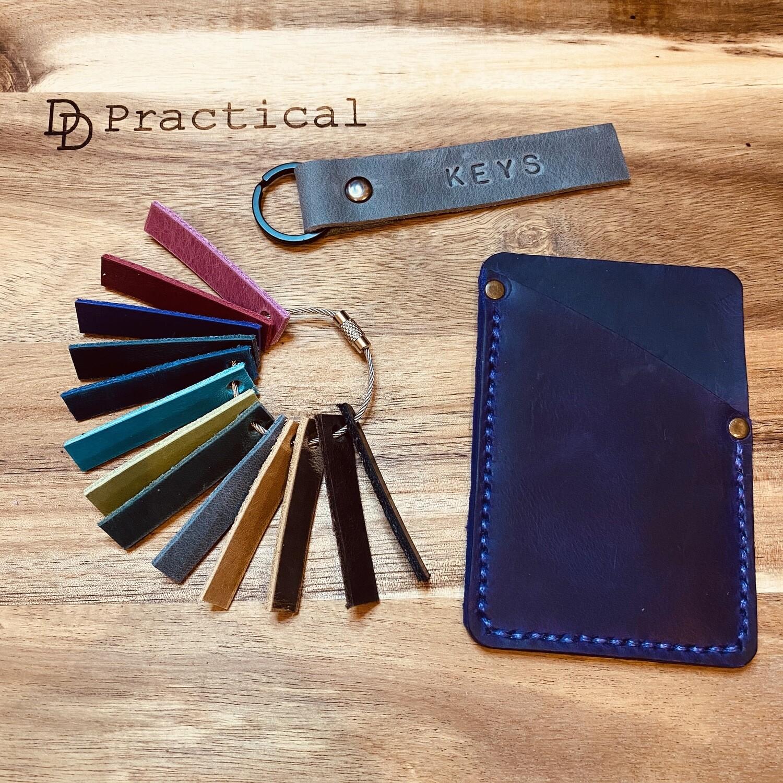 Practical Leather Sampler