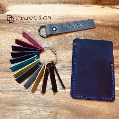 Practical Leather Sampler