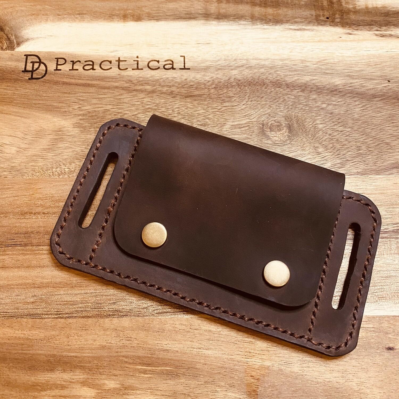 Practical Belt Wallet