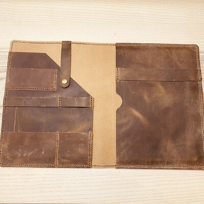 Practical Leather Folio