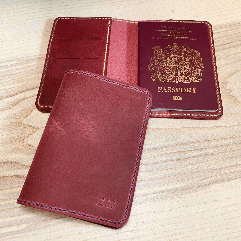 Practical Passport Cover