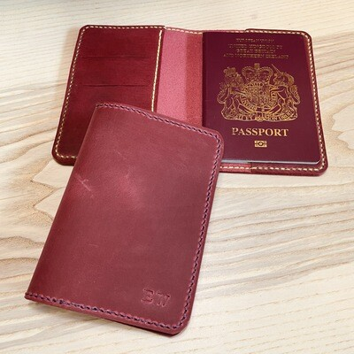 Practical Passport Cover