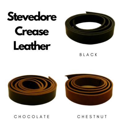 Belts - Stevedore Crease