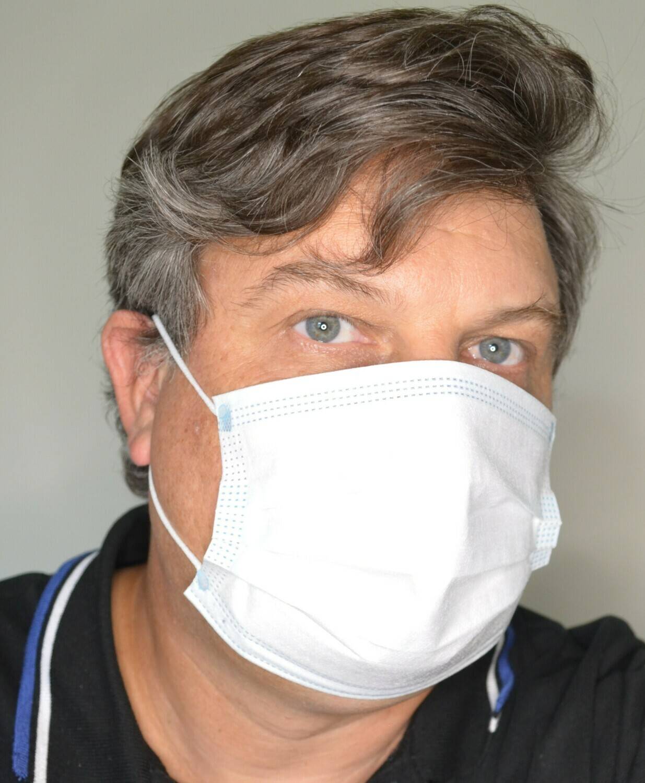 Surgical Mask - Box of 100 - Zero Vat